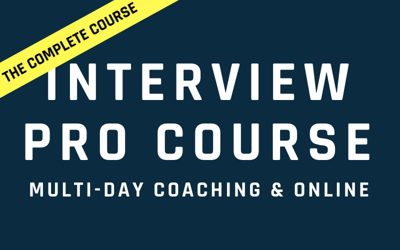 $300.00 AUD - 2 DAYS FACE-TO-FACE COACHING + ONLINE COURSEFACE-TO-FACE MASTERCLASS COACHING (see below for venues, dates and times)✔️ Small class numbers (STRICTLY LIMITED TO 25 STUDENTS PER STREAM)✔️ Taught by Michael, iCanMed co-founder, who has seven years of professional interviewing experience and is an interviewer trainer and interview designer✔️ Multiple mock interview opportunities✔️ Predicted scoring and custom feedback✔️ Provides gold standard for every aspect of the interview performanceONLINE COURSE COVERAGE (access until 1/3/20)✔️ Covers all interview formats used by every medical school (e.g. UNSW, Monash, Adelaide, JMP, UWA, etc.)✔️ 200+ interview questions asked in 2017/2018✔️ Full dissection of all question types across 7 modules✔️ Step-by-step walkthroughs to answer every question✔️ Worksheets to help build game-winning content✔️ Current interview mark schemes used in both MMI and semi-structured interview formats✔️ Unlimited support and feedback from head coach✔️ Updated resource bank (e.g. current health priorities, news, rural health issues, Aboriginal/Maori health, ethics)