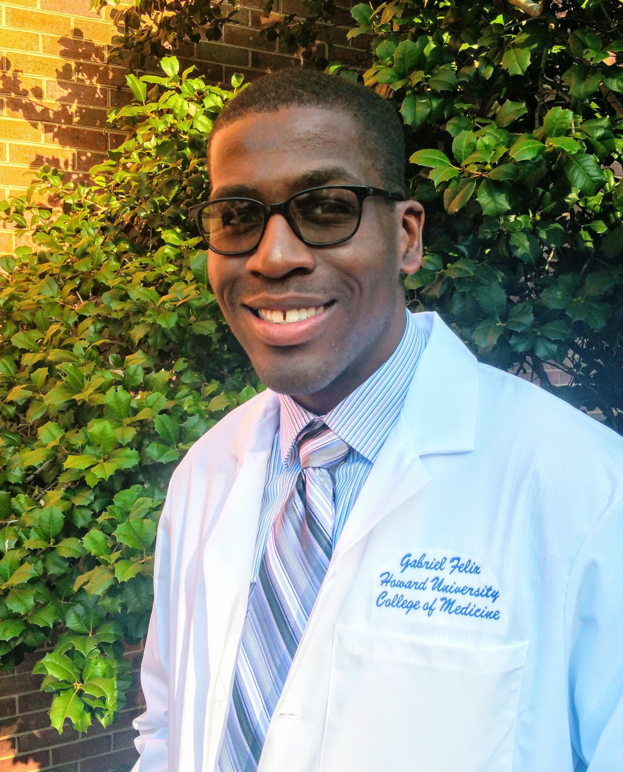 Gabriel Felix, MD Candidate and 55th National President of SNMA