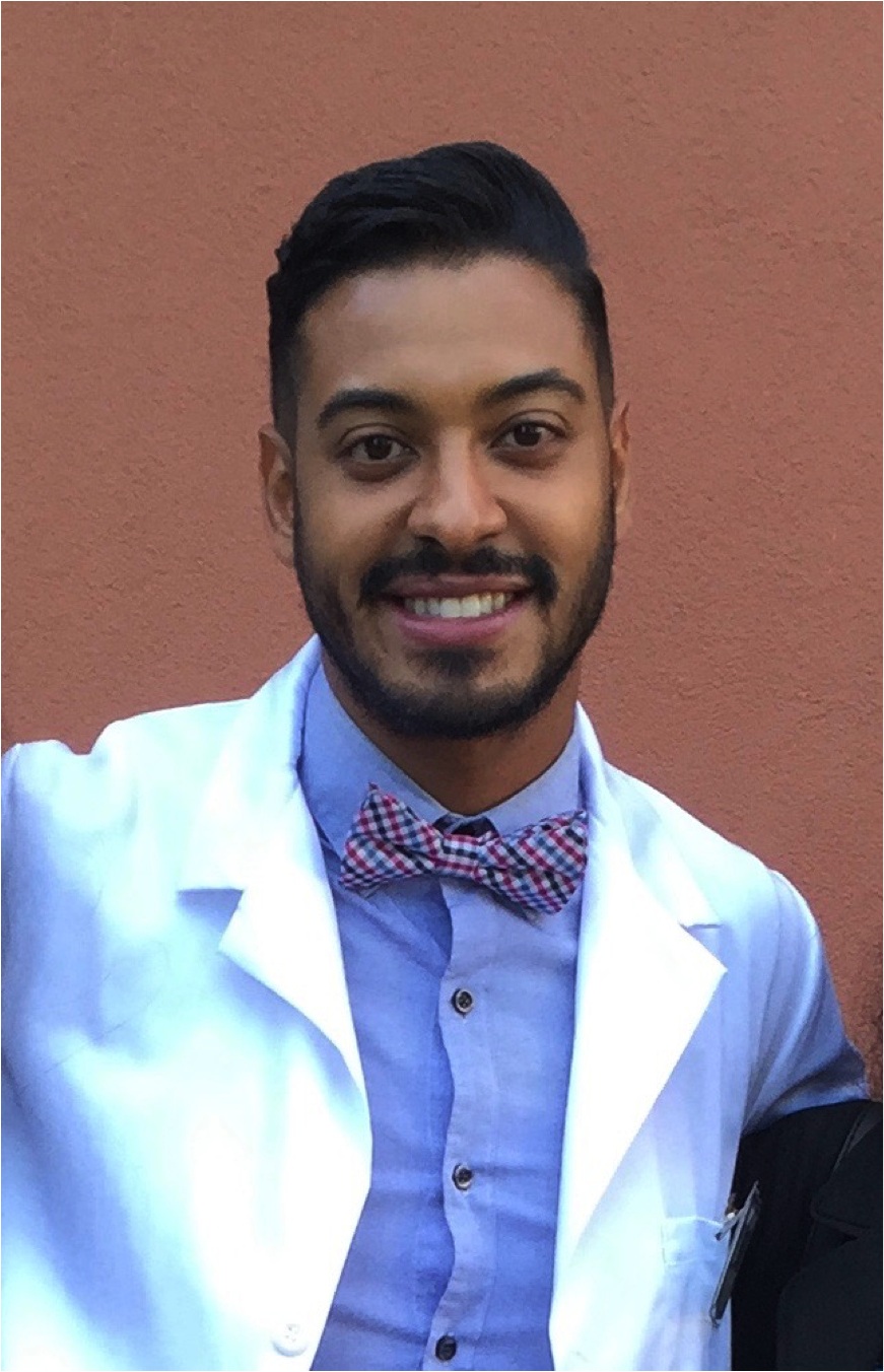 Angel Rosario, MD & MPH Candidate