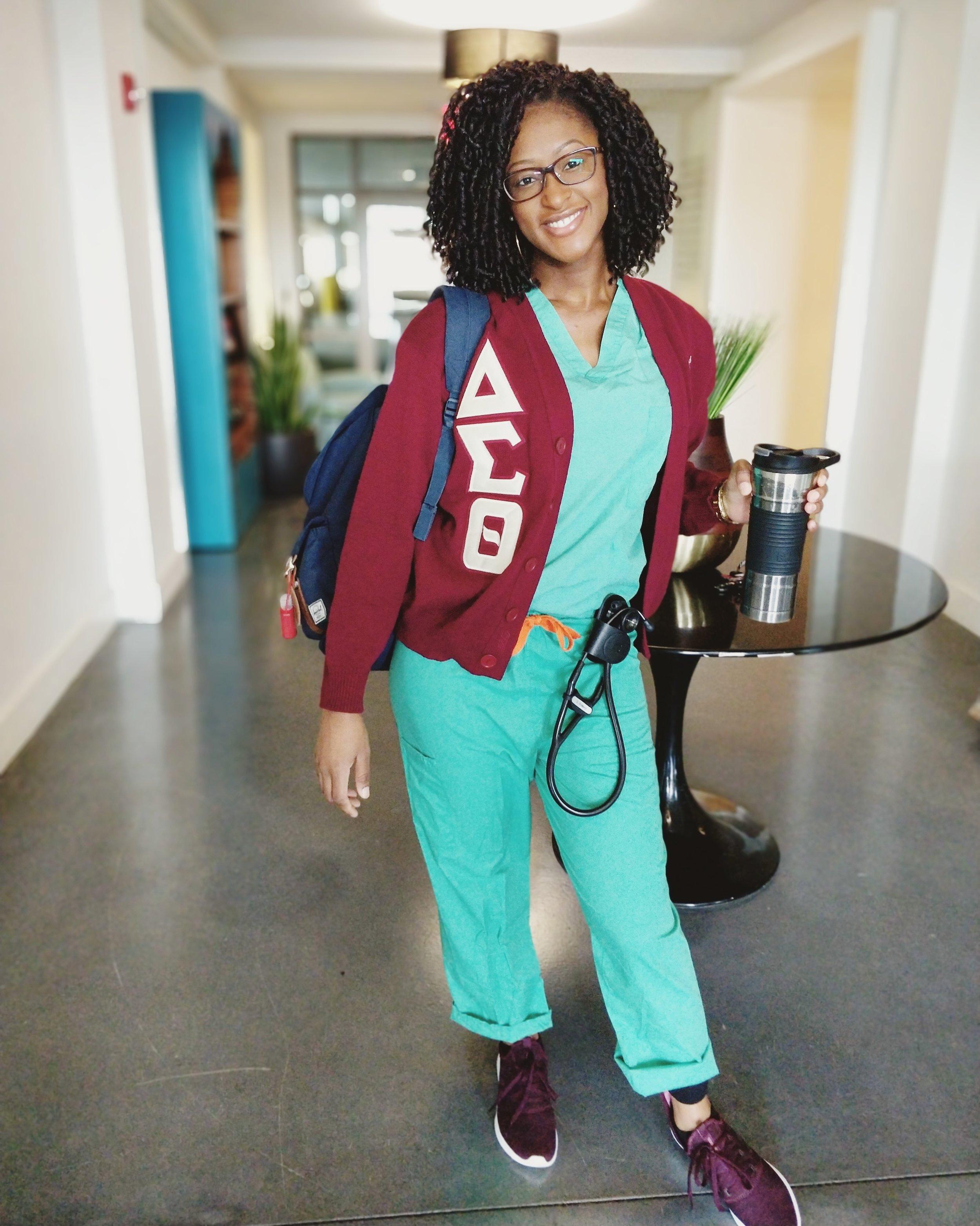 Damilola Olatunji, MS, MD Candidate & SNMA National Treasurer (2018-2019)