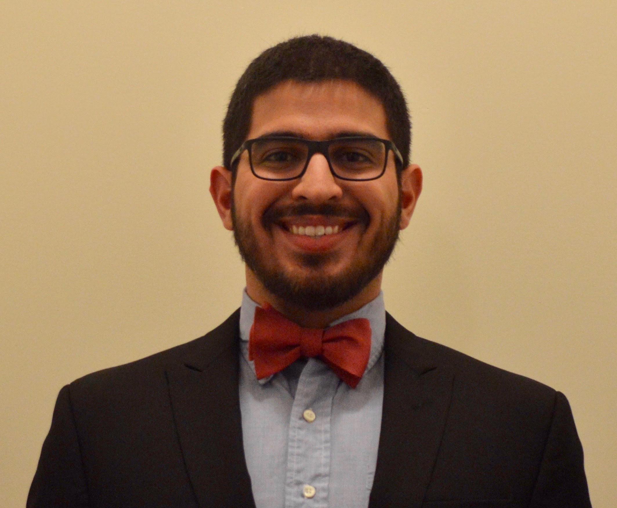 Joseé Gabriel Grajales Reyes, MD & PhD Candidate