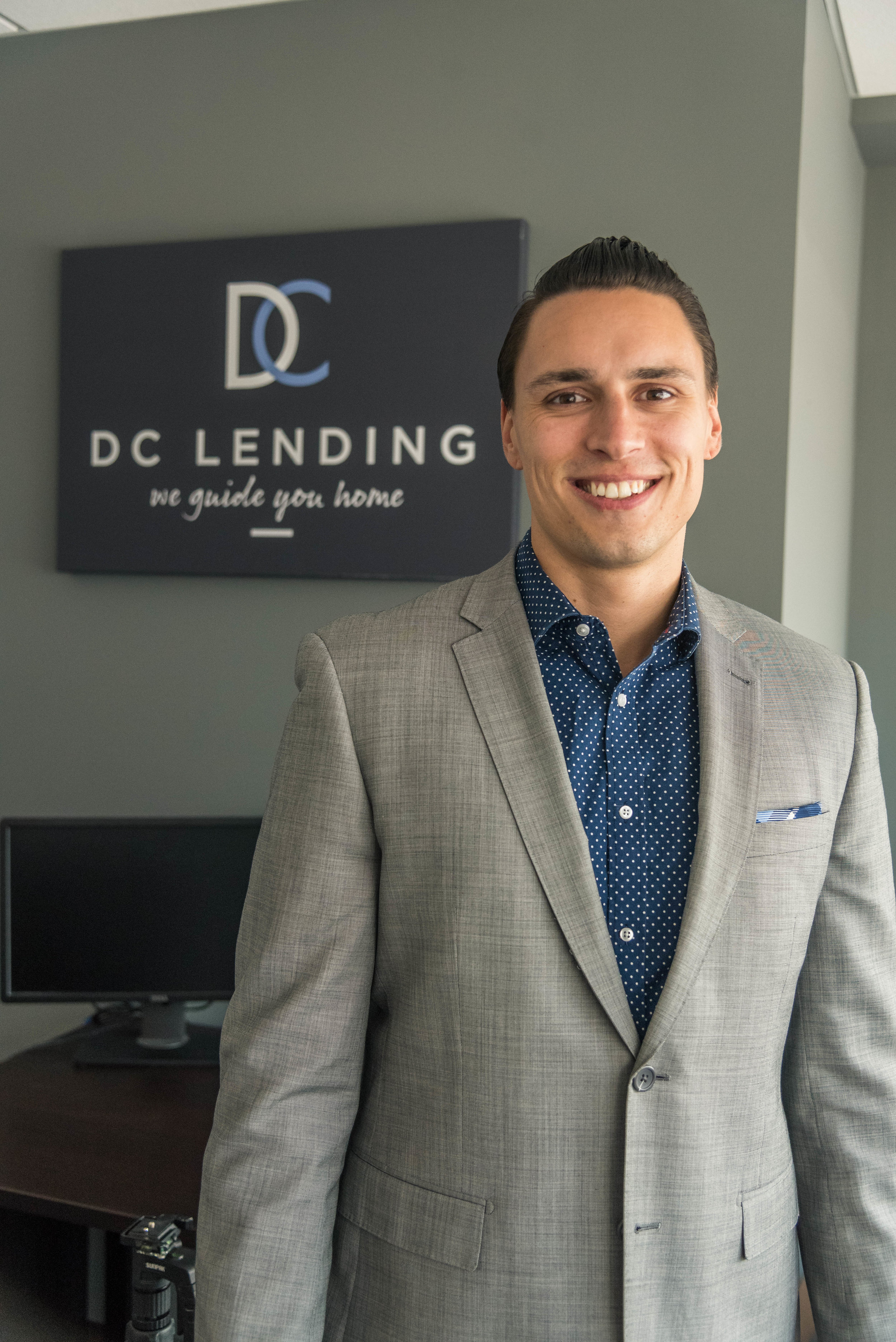 DC Lending is a locally owned mortgage company dedicated to helping more people find their way home.