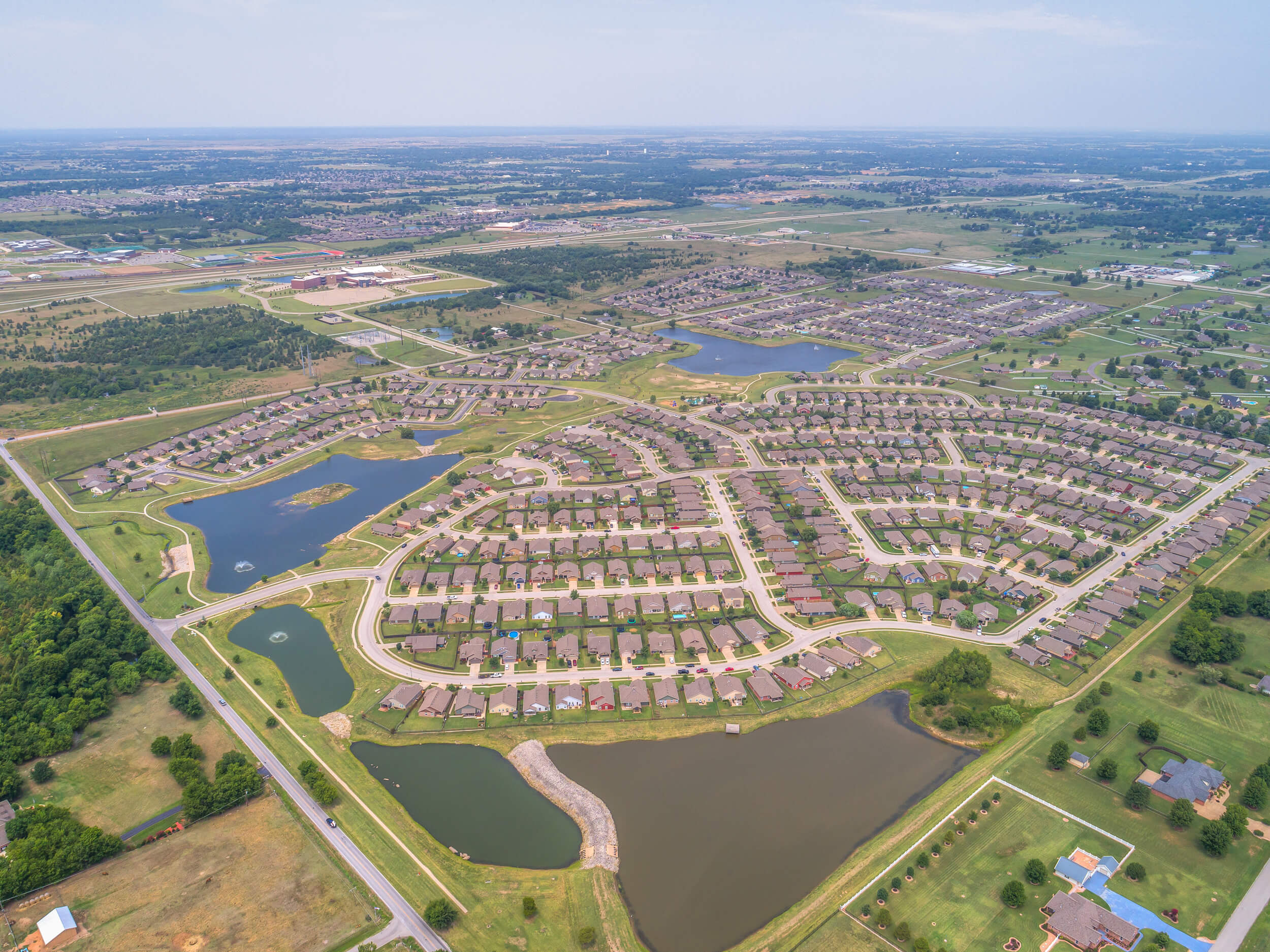 Lake Valley Subdivision    Owasso