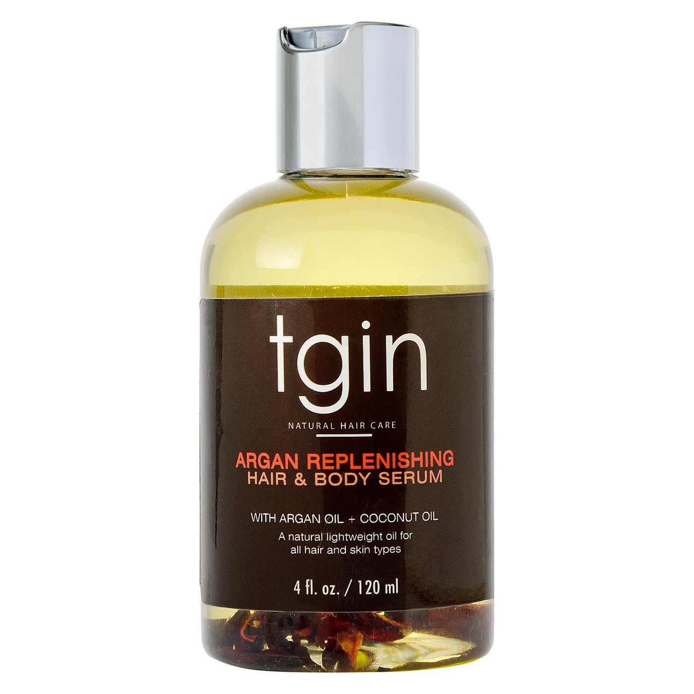 tgin Argan Replenishing and Hair Body Serum for Natural Hair
