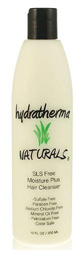 Hydratherma Naturals SLS-Free Moisture Plus Hair Cleanser