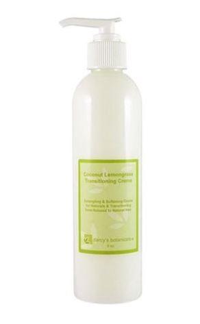 Darcy's Botanicals Coconut Lemongrass Transitioning Cream