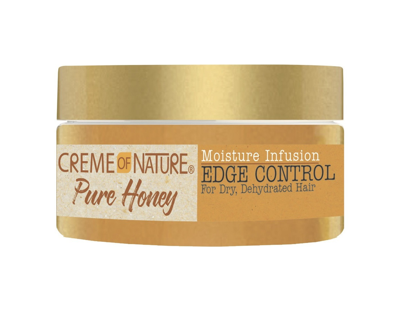 Creme of Nature Pure Honey, Moisture Infusion Edge Control