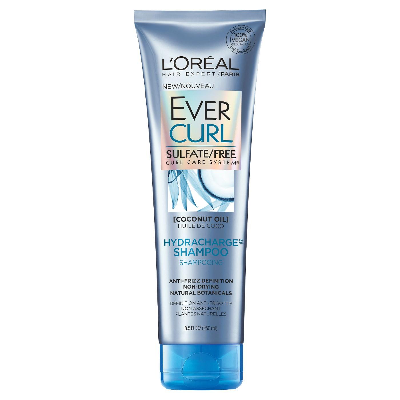 L'Oreal Ever Pure Sulfate-Free Hydracharge Shampoo