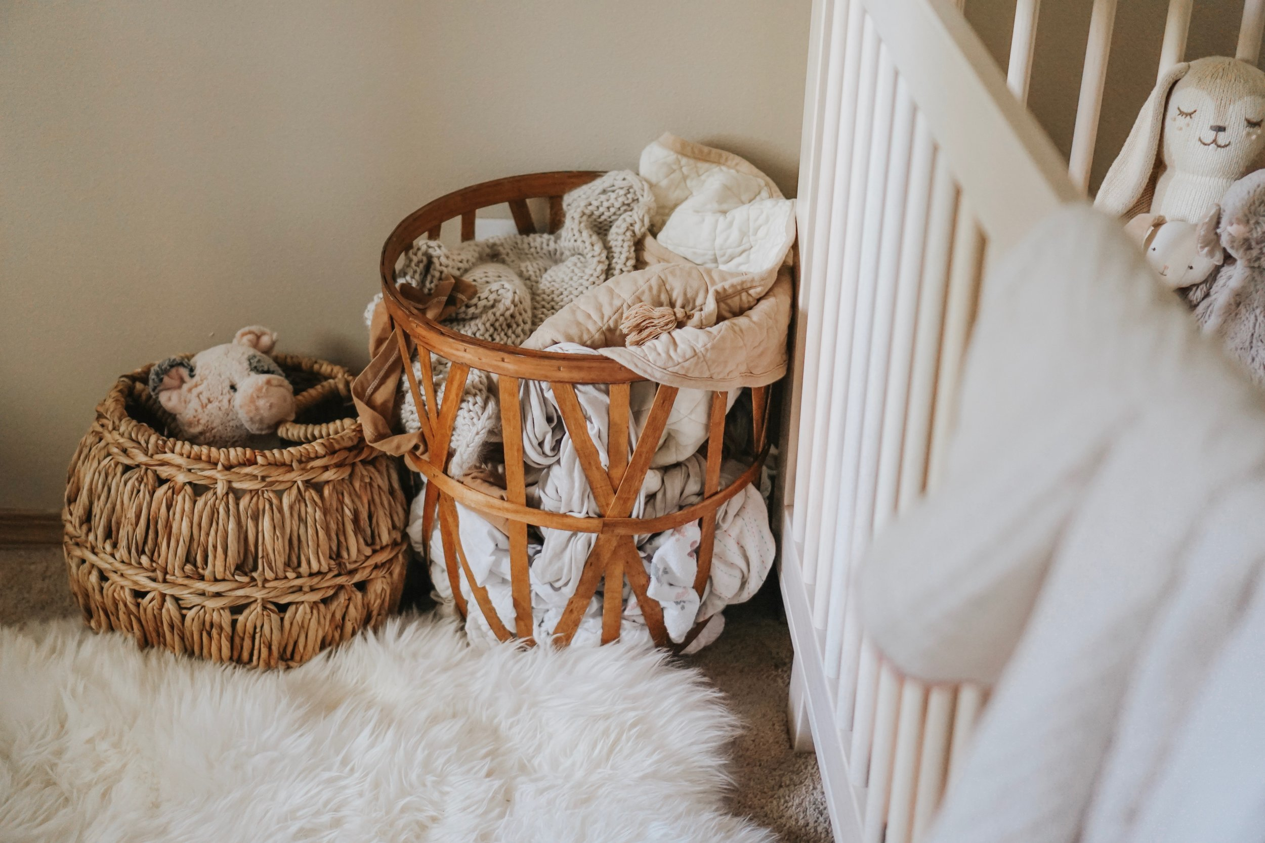 Baskets are discontinued Target |  Knit Blanket