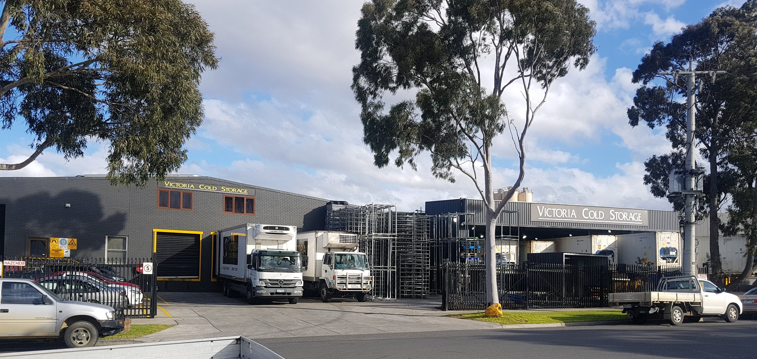 Victoria Cold Storage capitalised from the AEMO-ARENA demand response trial over the 2017-18 summer.