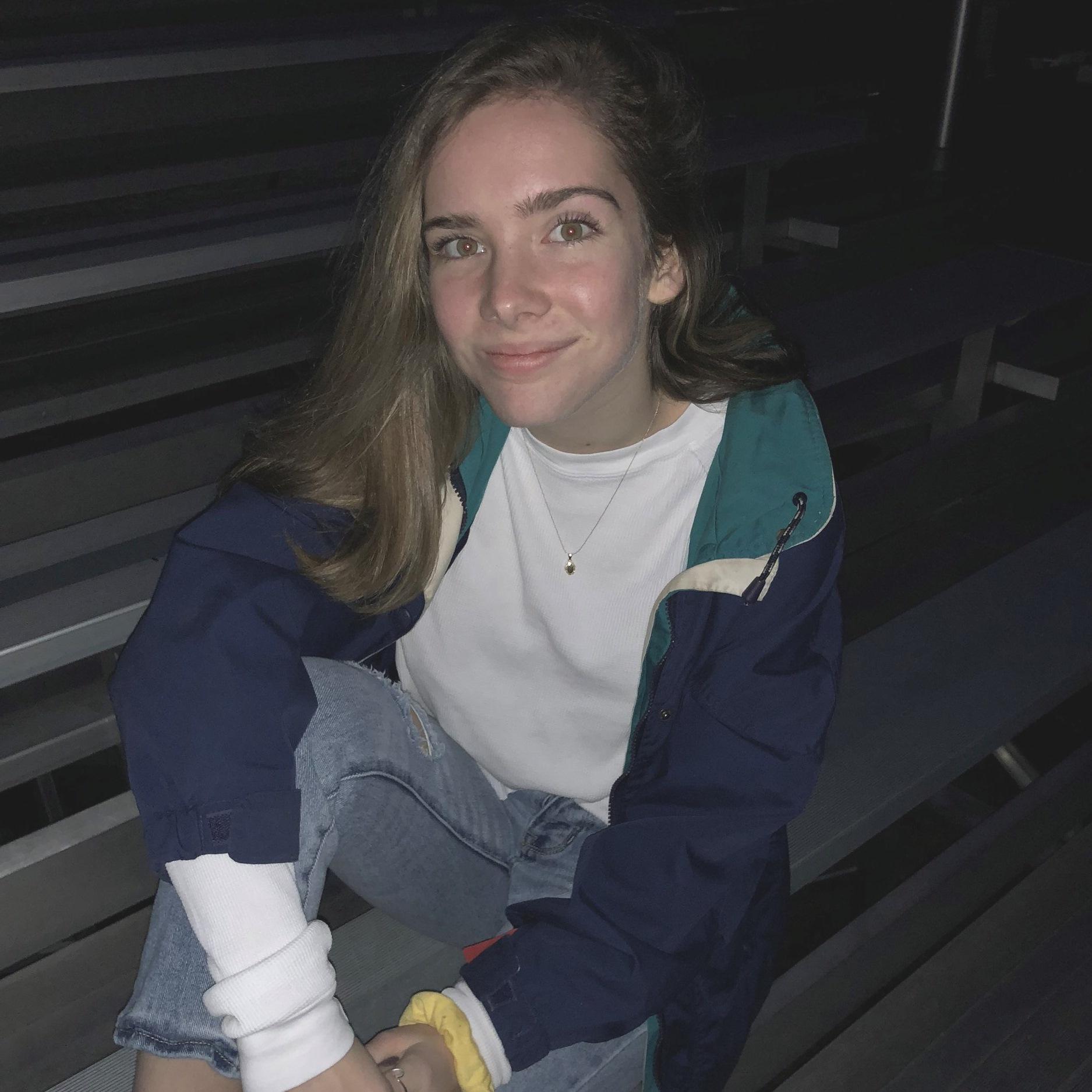 Rachel Goudreau Naumkeag  7 yrs at Camp  Favorite Camp Memory: My favorite camp memory is probably my tribe initiation as a naumkeag.