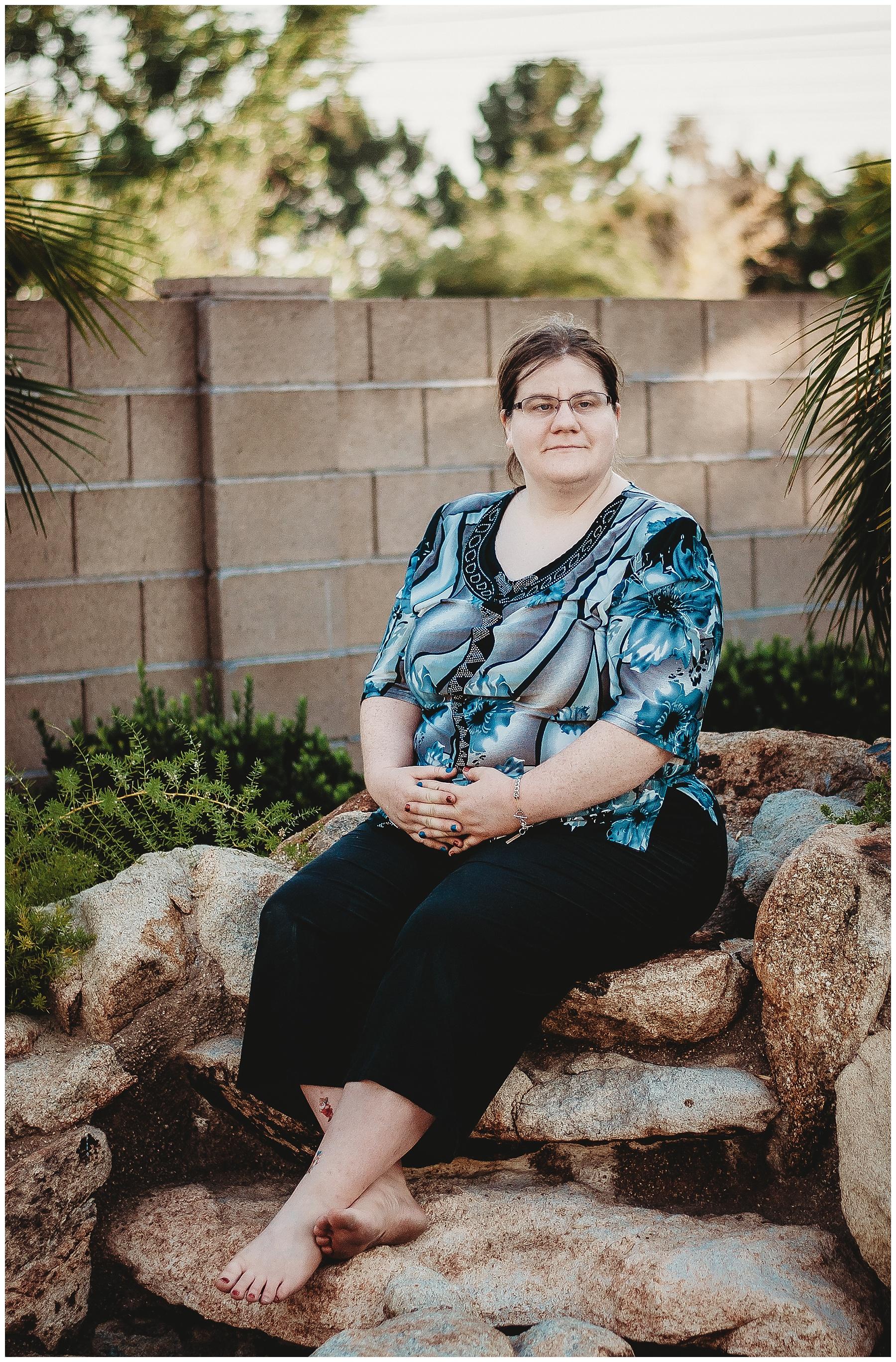 Mesa Arizona Family Photo