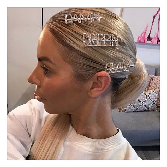 too GLAM to give a DAMN! @elletouma hair by Chelsea using @seamless1 hair extensions. . . . . . #babealert #sexyhair #ponytail #glam #slickponytail #longhair #drippin #damn #hairstylist #instaglam #love #hairstyleideas #drummoyne #hairdresser #sydney