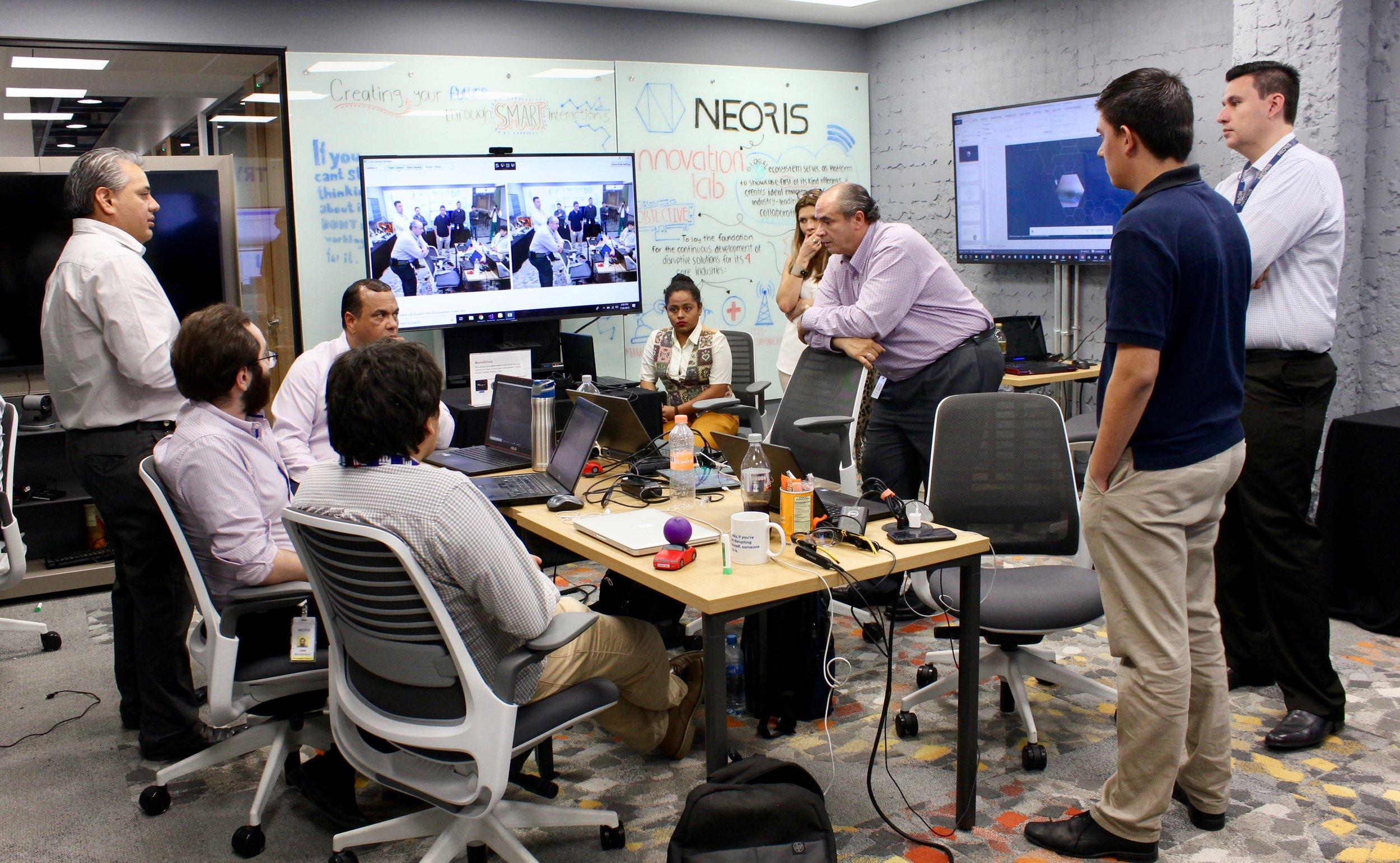 Digital Innovation Lab - Monterrey