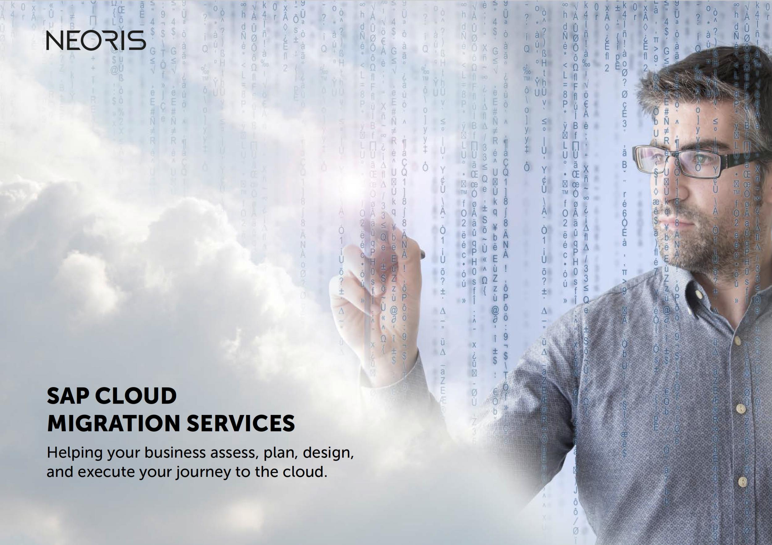 Learn More SAP Cloud Migration Services