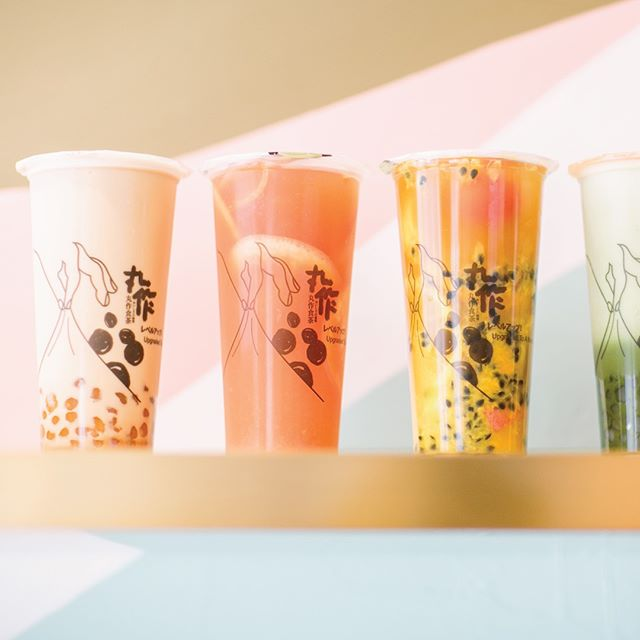 """Are you a pearl connoisseur who hates factory made dime-a-dozen pearls?  Look no further than One-Zo!"" Thanks for the write-up @meldmagazine! 💖😊 . . #onezomelbourne #onezo #tapioca #bubbletealover #boba #bobatea #milktea #bubbletea #melbournefoodie #melbourneiloveyou #visitmelbourne #drinksoftheday #instadrink #f52grams #freshlybrewed"