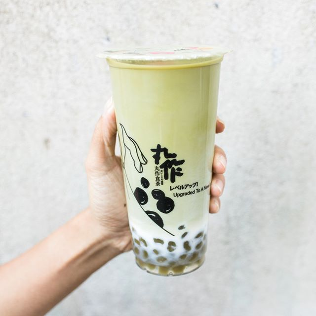 Our matcha tea + handmade pearls are so high-quality, you can taste the difference! Have you tried it? ✨💎🍵 . . #onezomelbourne #onezo #tapioca #bubbletealover #boba #bobatea #milktea #bubbletea #melbournefoodie #melbourneiloveyou #visitmelbourne #drinksoftheday #instadrink #f52grams #freshlybrewed