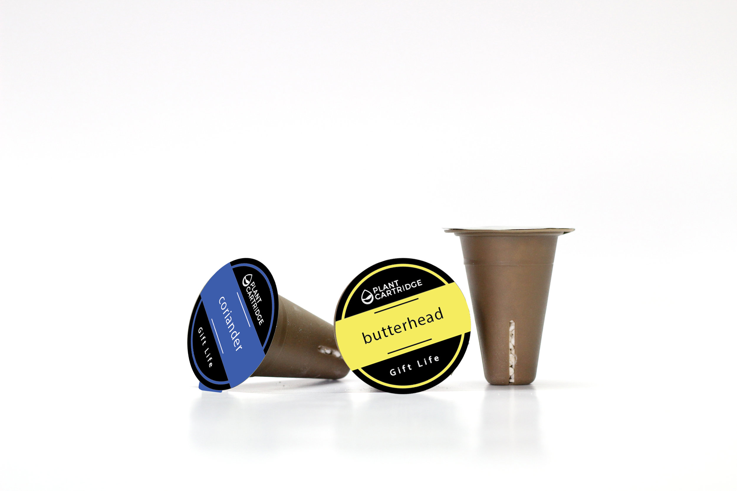 Plant Cartridge Pods