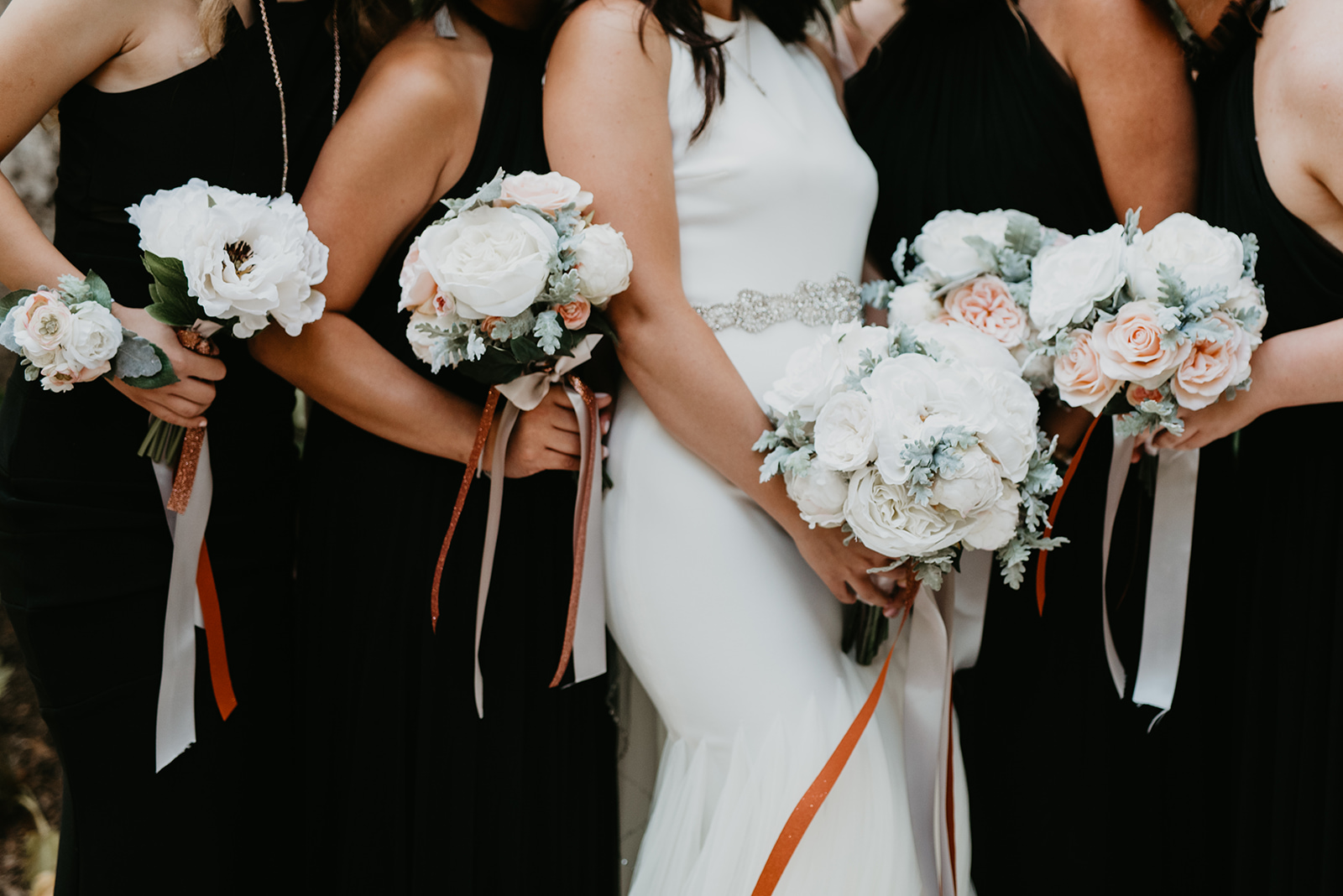 Fashion Island Wedding in California - Flowers