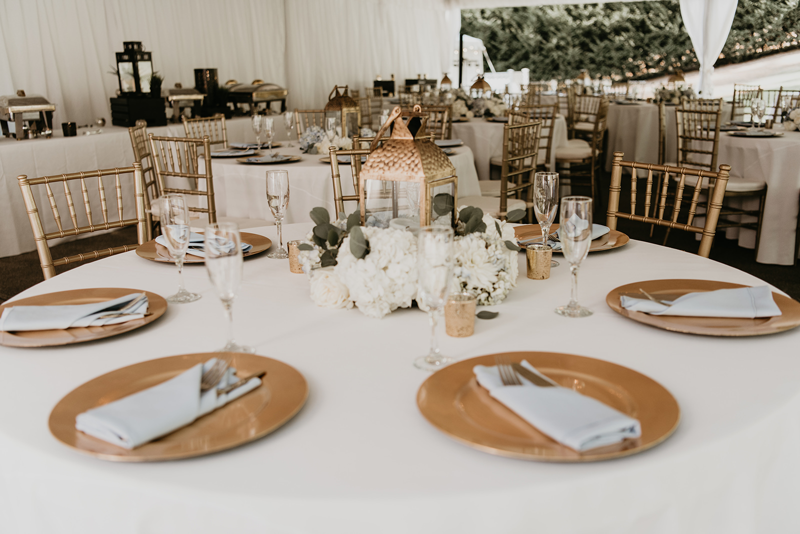 Thompson Wedding in Seattle, Washington - Decor