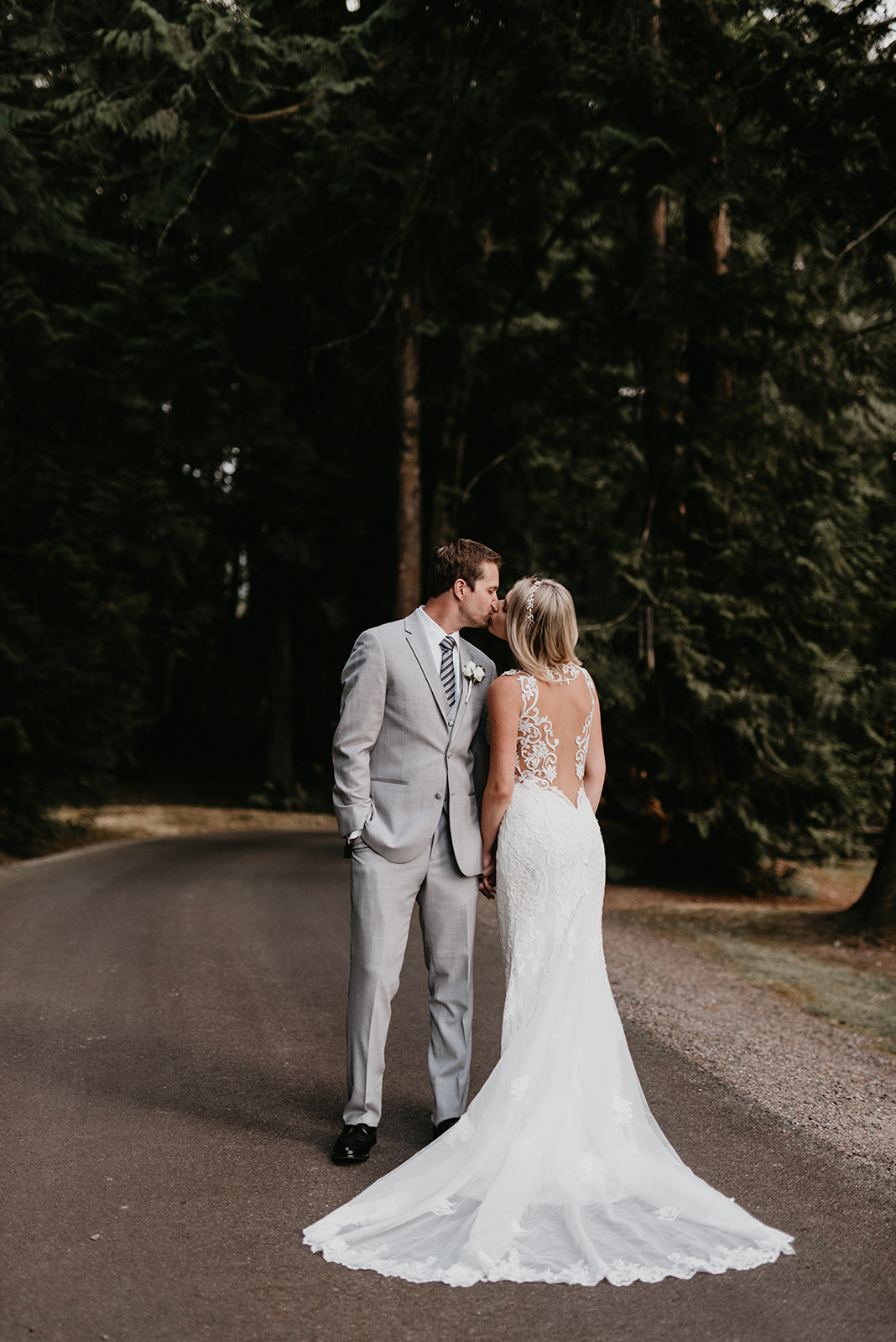 Thompson Wedding in Seattle, Washington