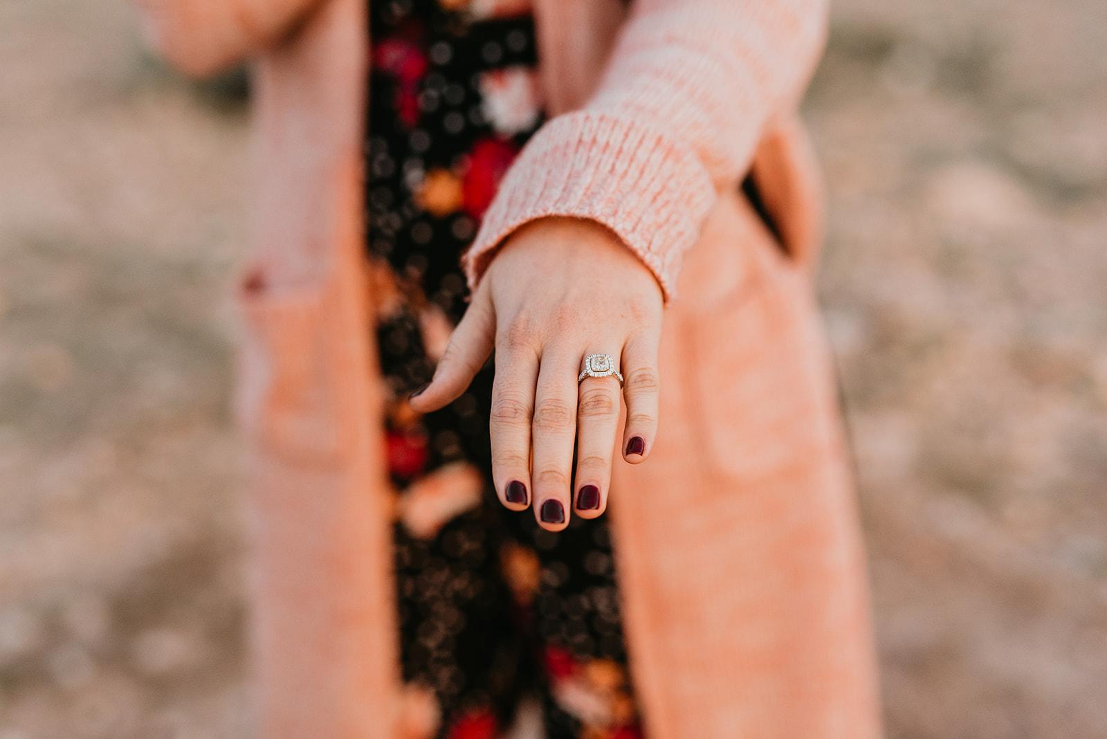 Engagement Shoot - Ring