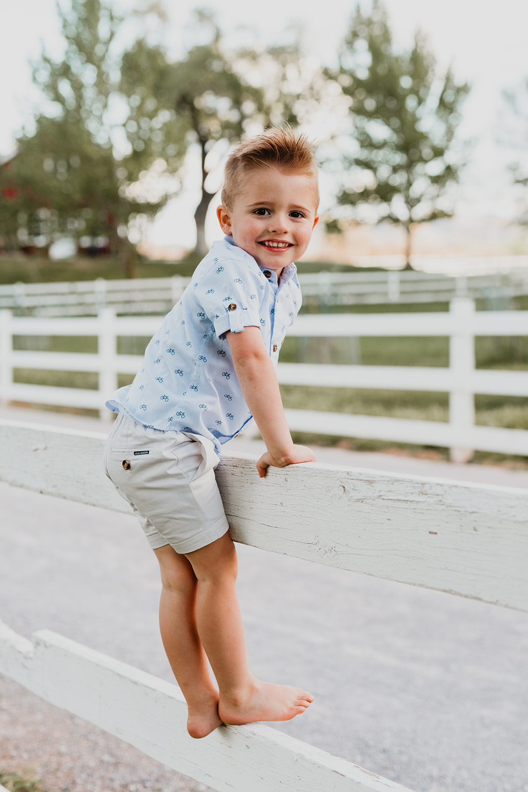 Spring Mountain Ranch Family Shoot