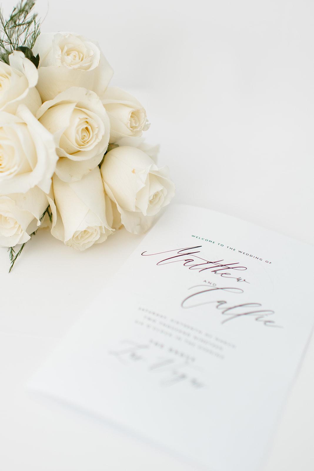 Kinzer Wedding - The Grove, Las Vegas #Details