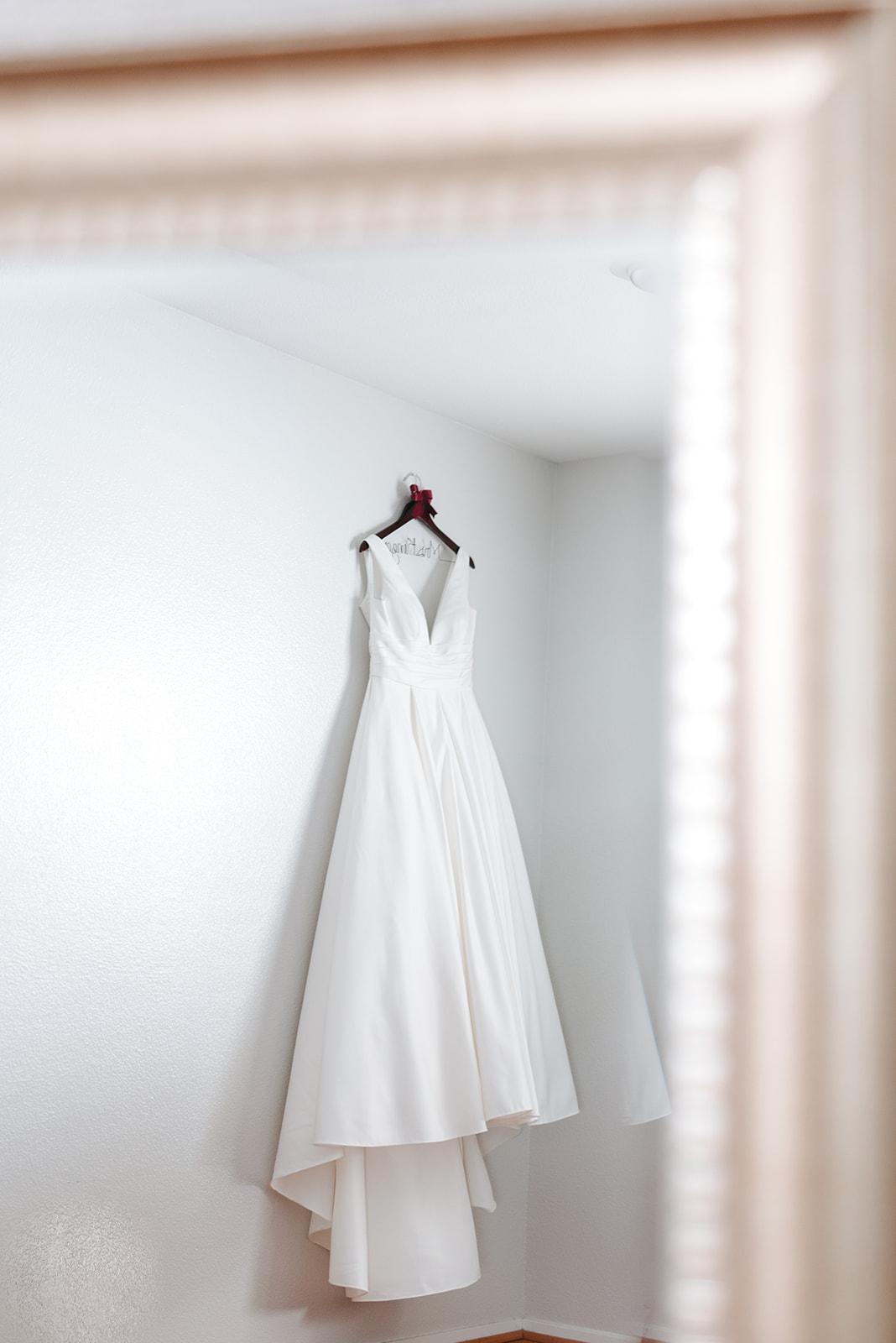 Kinzer Wedding - The Grove, Las Vegas #WeddingDress