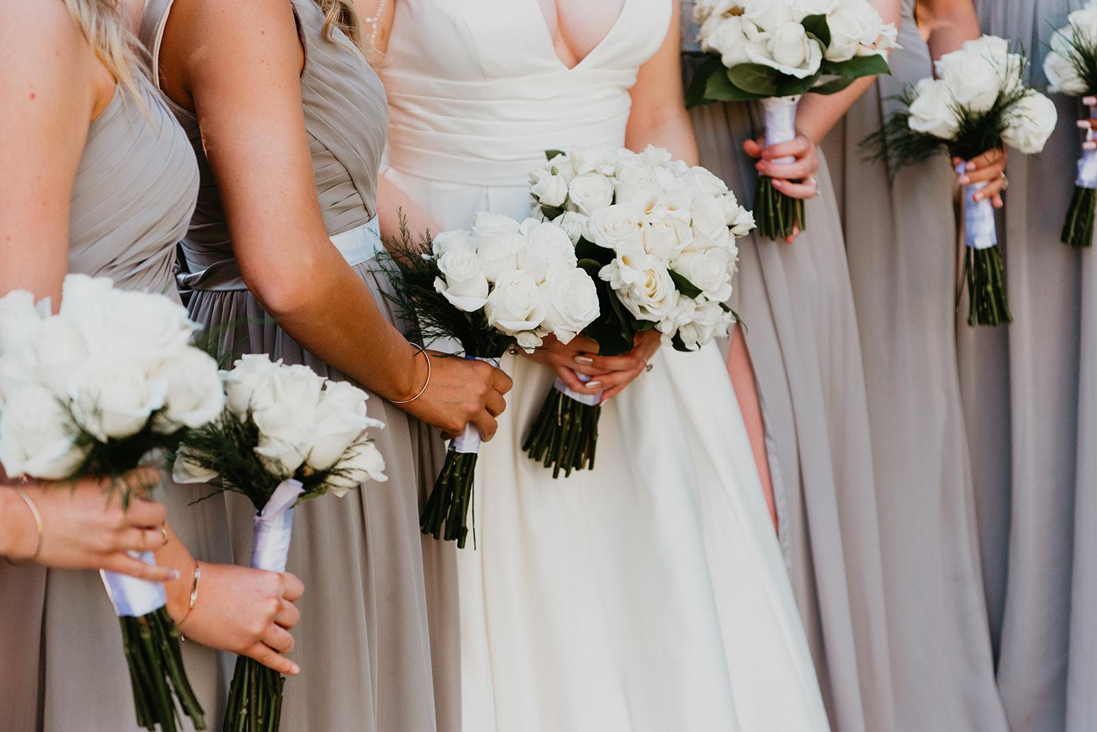 Kinzer Wedding - The Grove, Las Vegas #Flowers