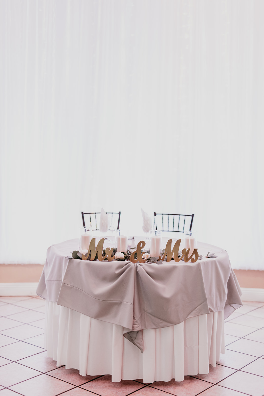 Kinzer Wedding - The Grove, Las Vegas #TableDecor