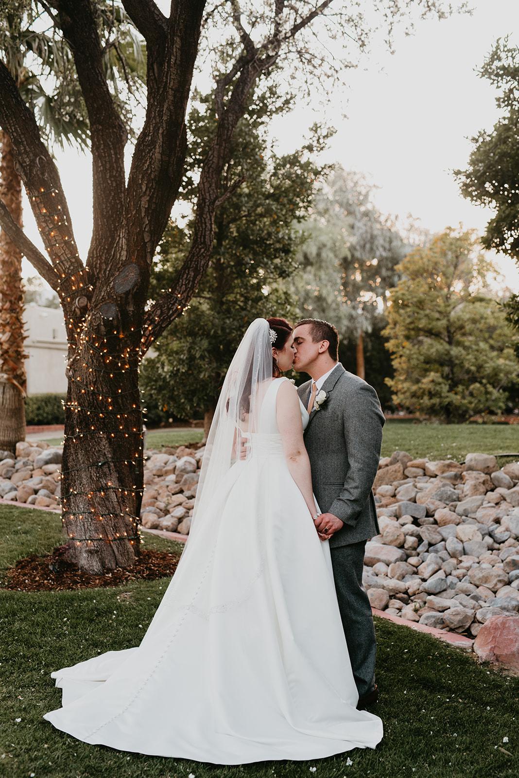 Kinzer Wedding - The Grove, Las Vegas