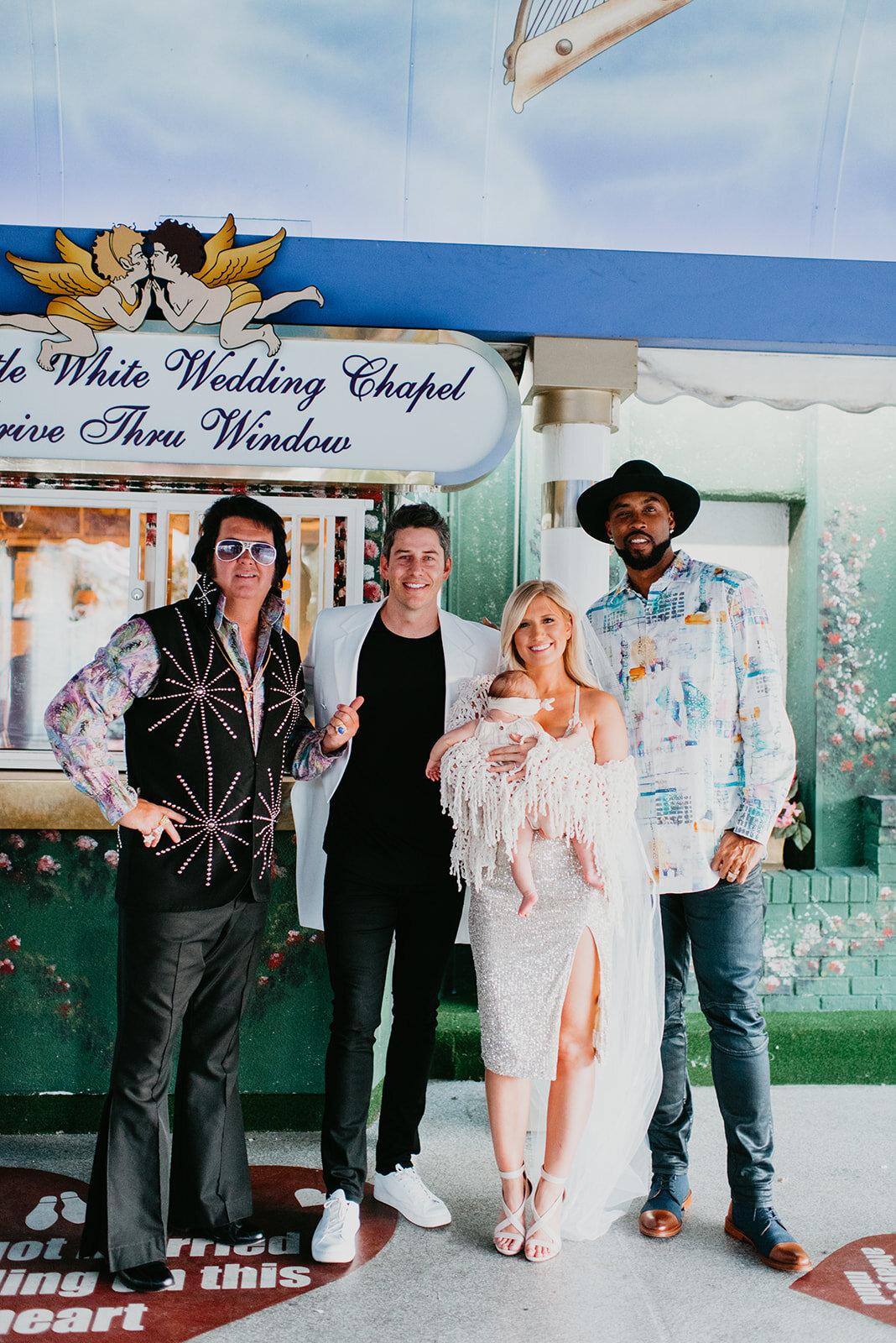 Arie + Lauren Las Vegas Wedding
