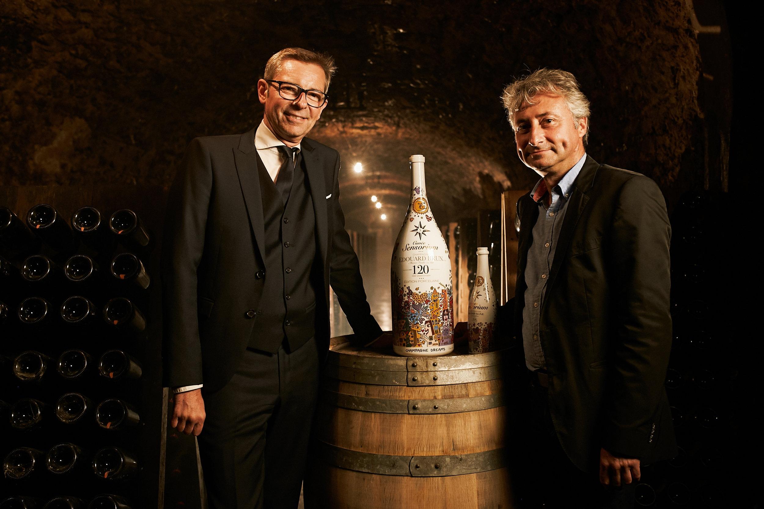 2018-06-03 Edouard Brun et Cie_Champagnerkeller_Phillippe und Manuel_ 17.jpg