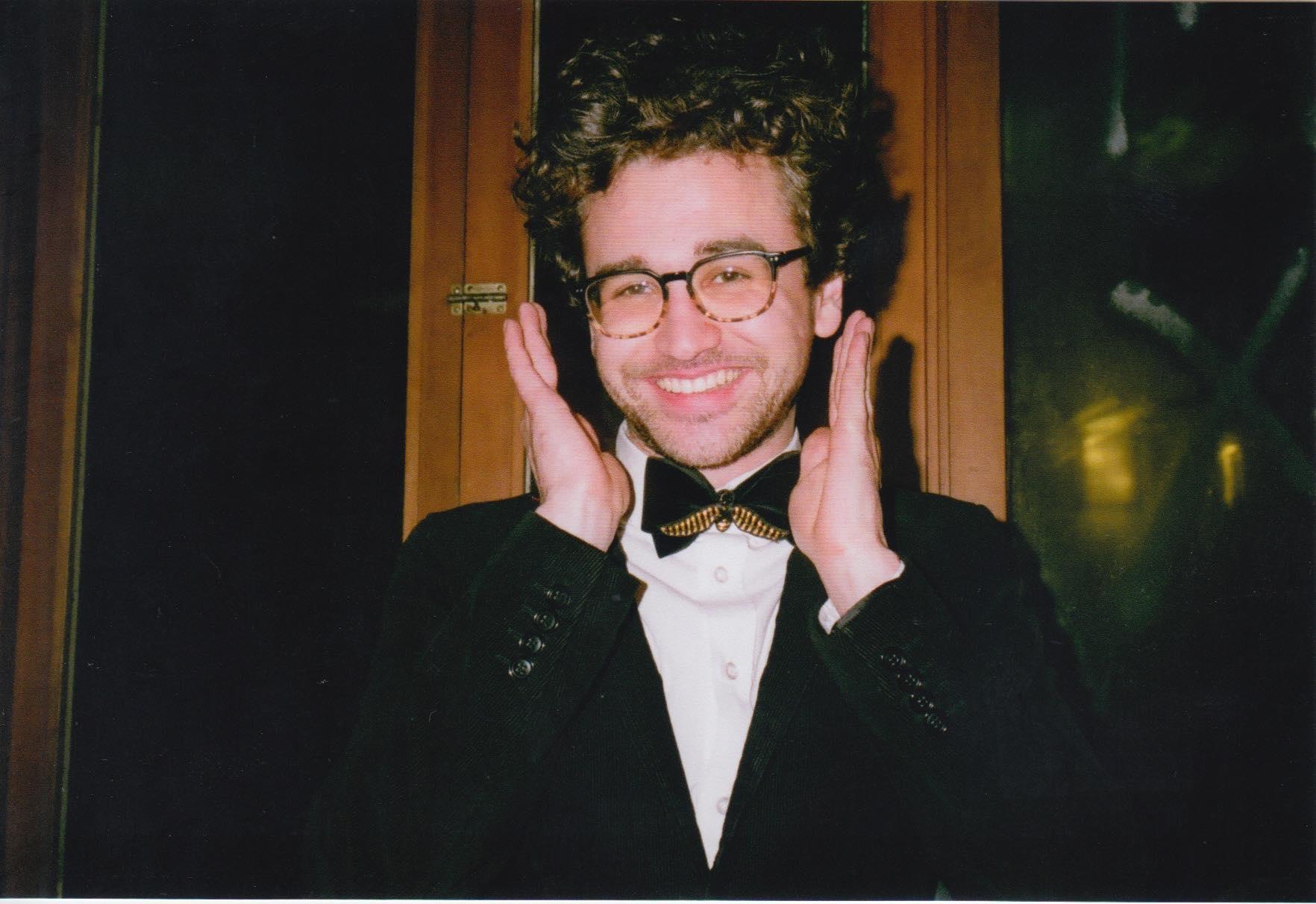 Tyler Gilbert  - Communications Festival Co-Director