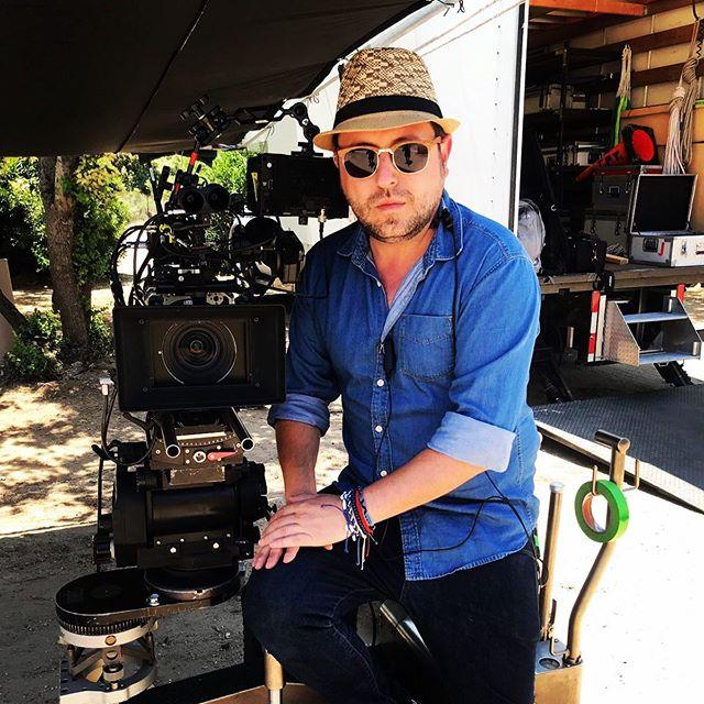 Like a boss... @backtolyla #backtolylathemovie #backtolife #btl #rodaje #movie #losangeles #santaclarita #actor #isaacgallego #pelotazo