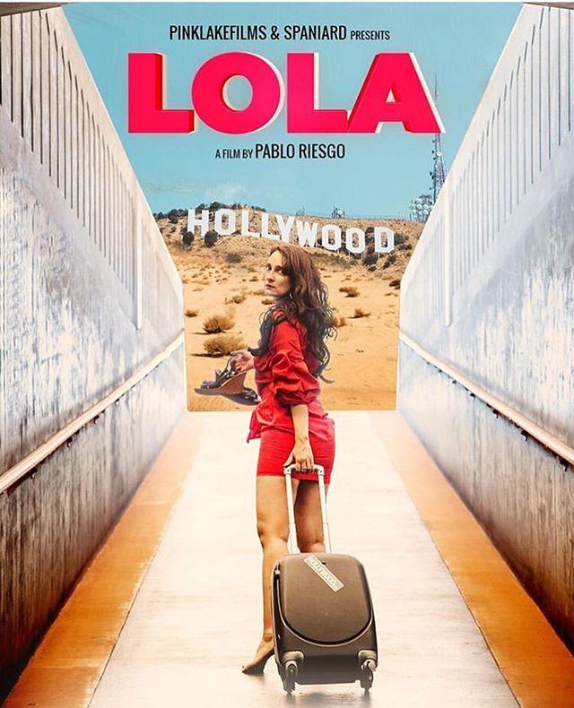 OMG...Lola is coming....🎥🎬 #lolatheshortfilm #losangeles #hollywood #actors #pelotazo
