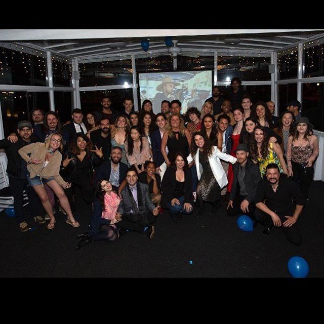 Best wrap party ever..!!!🎥🎬🍺 @backtolyla #backtolylathemovie