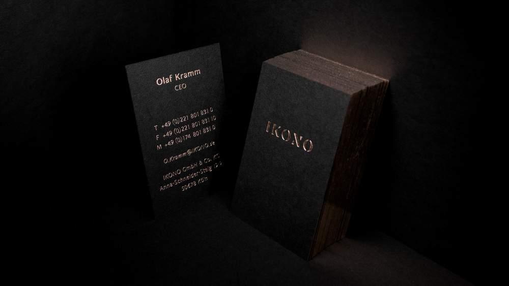 Projektbeispiel | IKONO Möbelmanufaktur — Corporate Design, Namensfindung und Website