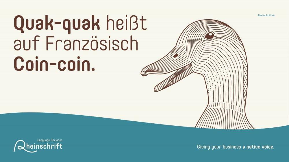 Projektbeispiel | Rheinschrift Übersetzungsbüro — Corporate Design und Website