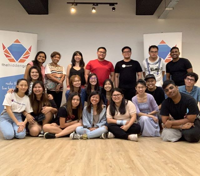It's another of our monthly Thankful Thursdays😊 We met some new faces and we hope everyone enjoy and learnt more about Fake News 💻 This is only the beginning of our Fake News content, because you can look forward to more exciting contents happening REALLY soon! 🥰❤️ See you next Thankful Thursdays! #thehiddengood #thankfulthursdays #fakenews #content