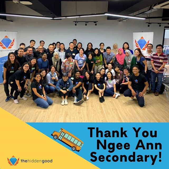 It was great to have the team from @ngeeannsec joining us for a learning journey yesterday!  We're grateful for the conversations we had and hope the learning journey was insightful, fruitful and enjoyable for all of you!  #ngeeannsecondary #learningjourney #thehiddengood