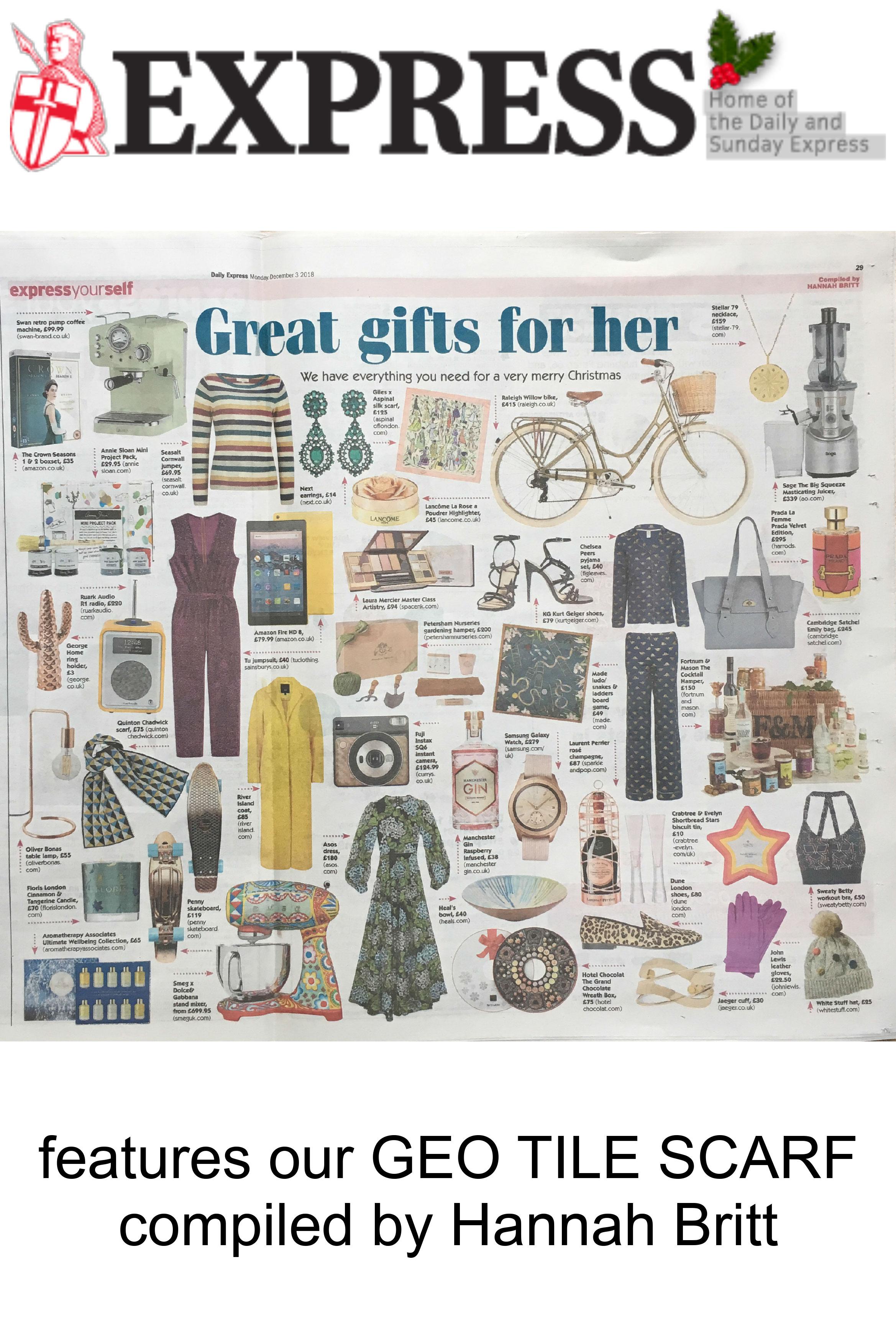 Daily Express Dec 18