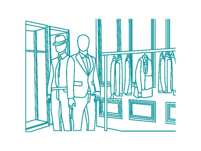 - Une agence de communication dédiée aux segments luxe / mode / beauté a procédé avec l'aide de C&P à l'analyse concurrentielle et la création d'une offre distinctive, incluant son modèle économique