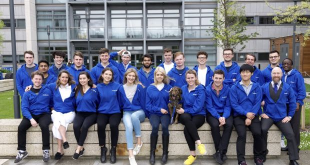 Irish Times   Seven start-ups receive European funding as Launchbox kicks off   This year's cohort consists of Aquahomes, Bounce, CashBox, Ethicart, Flowaste, Jolt Analytics,  KeepAppy , Macalla NeuronWoods, .