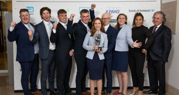 Irish Times   TCD students take Enactus Ireland title    Students from Trinity College Dublin beat off competition from the University of Limerick, Dublin City University and NUI Galway to win the  Enactus Ireland National…