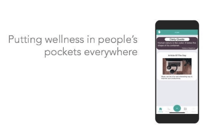 Startacus.net  Personal wellness app KeepAppy looks set for healthy future   KeepAppy ,  a personal wellness app, designed to empower users to take control of their mental and physical wellbeing, was recently selected to participate in this year's Launchbox in association with Tangent, Trinity's Ideas Workspace in Dublin. We took a look...