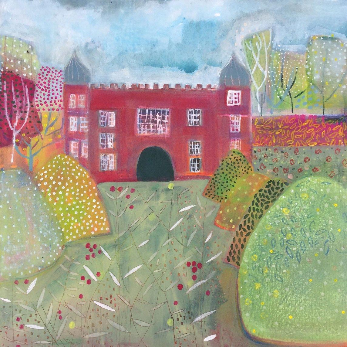 Artist in Residence Burton Agnes Hall.jpg