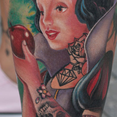Color Tattoos -