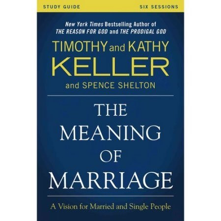 Materials for Marriage Seminar:  Bible  The Meaning of Marriage Book ( $11.03 on Amazon )  The Meaning of Marriage Study Guide ($8.48 on Amazon)